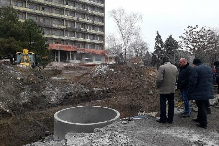 В Мариуполе на Левом берегу уложили водовод,- ФОТО, фото-3