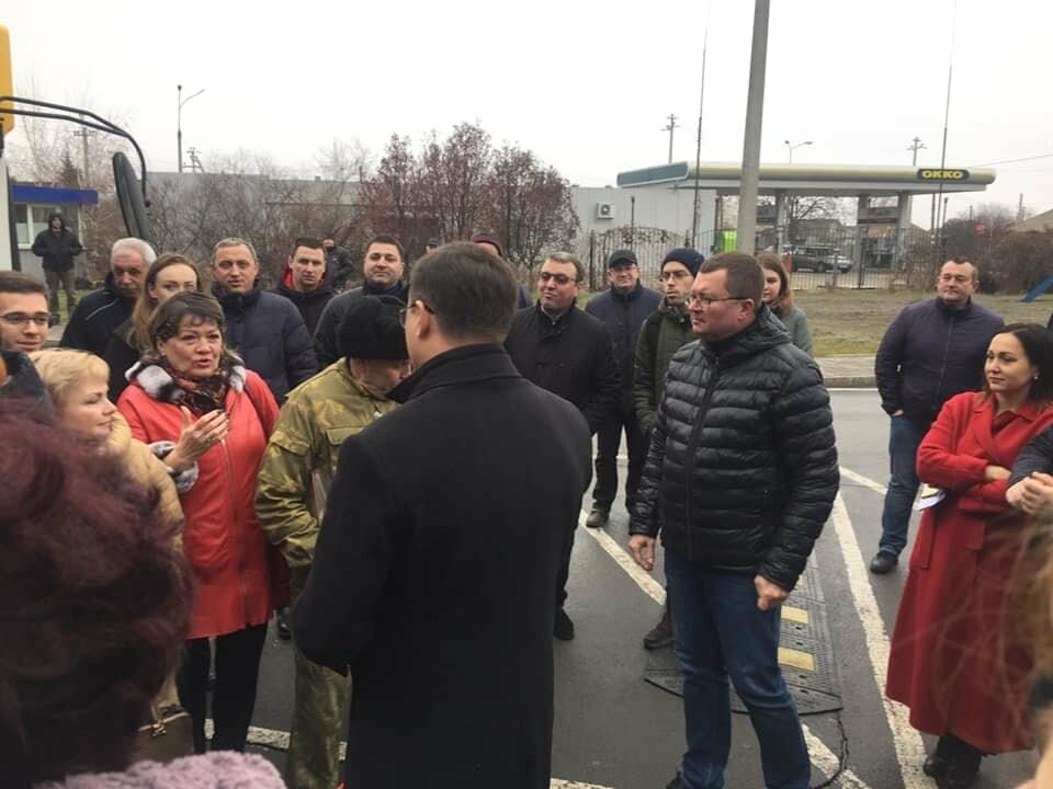 """В Мариуполе презентовали самый длинный маршрут, который свяжет МКР """"Восточный"""" и """"Черемушки"""", - ФОТО, фото-2"""