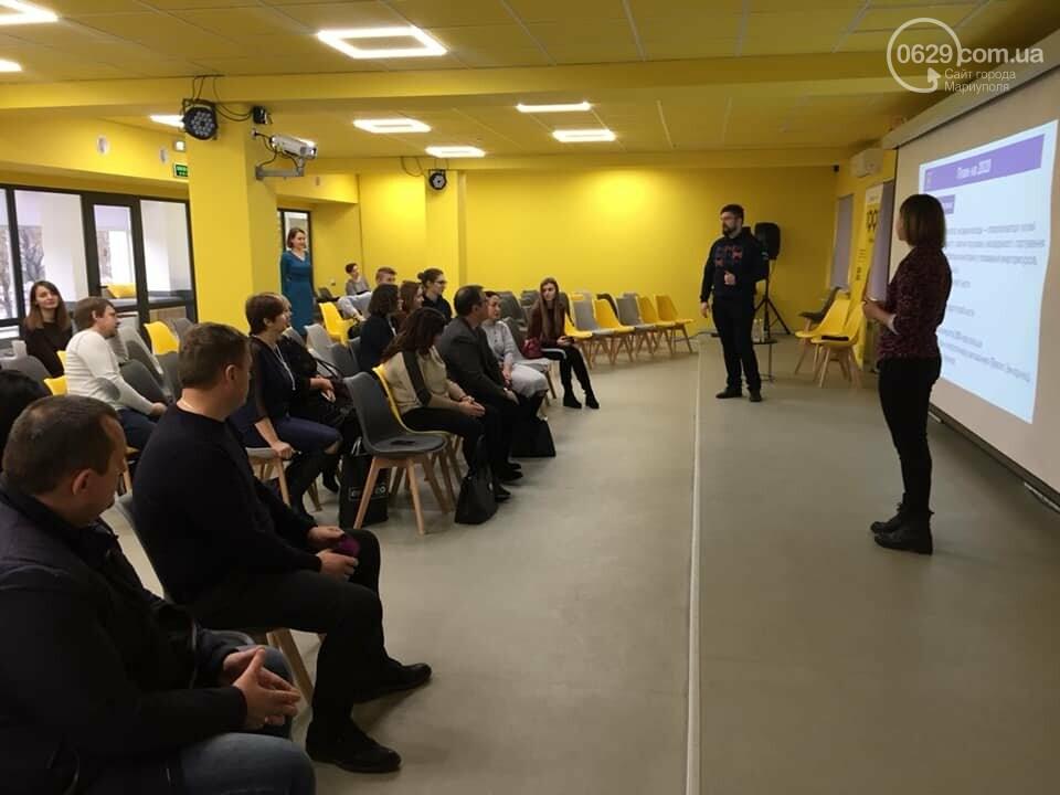 В Украинской академии лидерства рассказали, как будут развивать Мариуполь,- ФОТО, фото-3