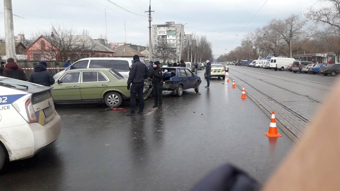 Масштабная авария в Левобережном районе. Виновник был пьян, - ФОТО, фото-1