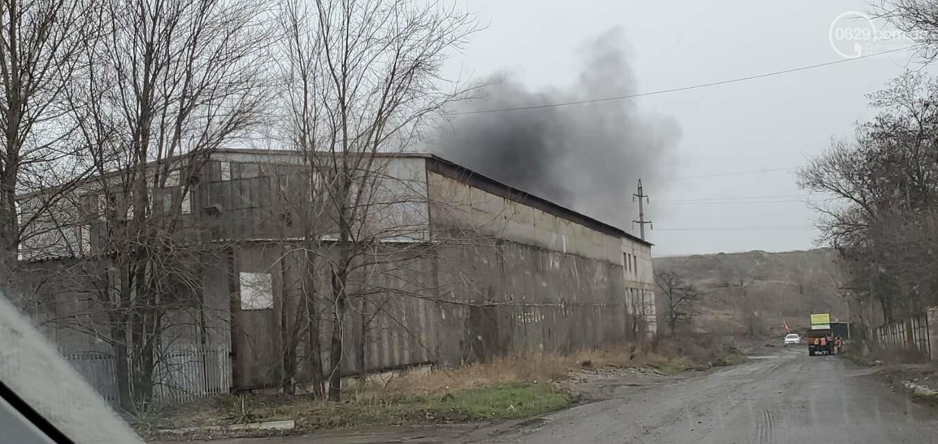 В Мариуполе на улице Флотской арендаторы склада устроили массовое сжигание, - ФОТО, фото-4
