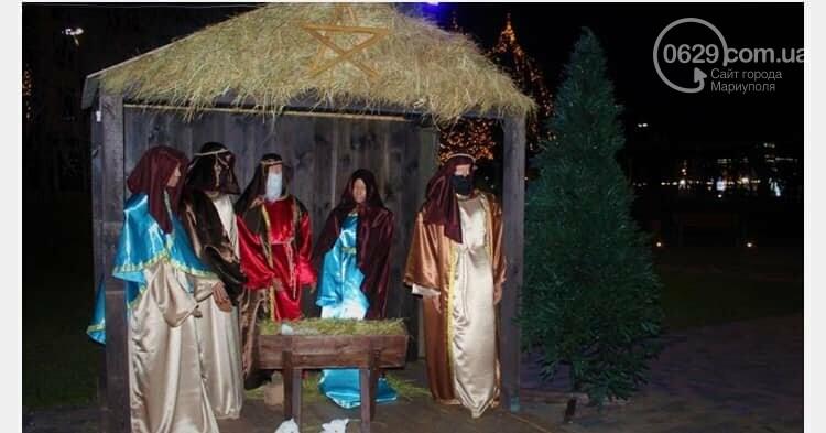Как в Мариуполе католическое Рождество отмечали,- ФОТО, ВИДЕО, фото-1