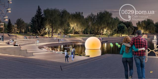 Город будущего. Вадим Бойченко показал, как будет выглядеть Мариуполь через несколько лет, фото-1