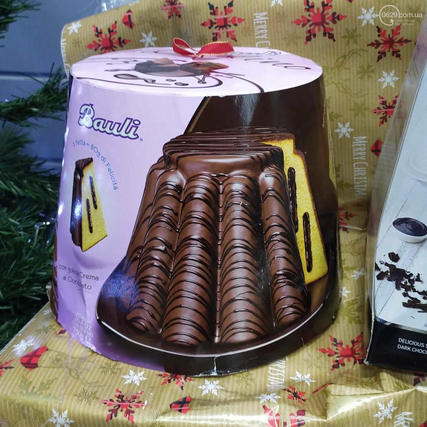 Маленький итальянский магазин Mirabella дарит подарки к Рождественскому столу, фото-15
