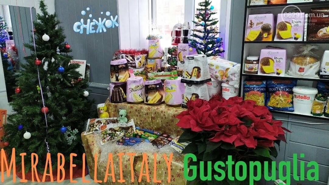 Маленький итальянский магазин Mirabella дарит подарки к Рождественскому столу, фото-4