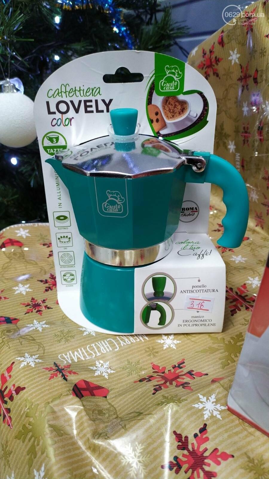 Маленький итальянский магазин Mirabella дарит подарки к Рождественскому столу, фото-7