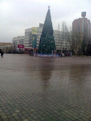 Как Донецк отпраздновал Новый год, - ФОТО, фото-3