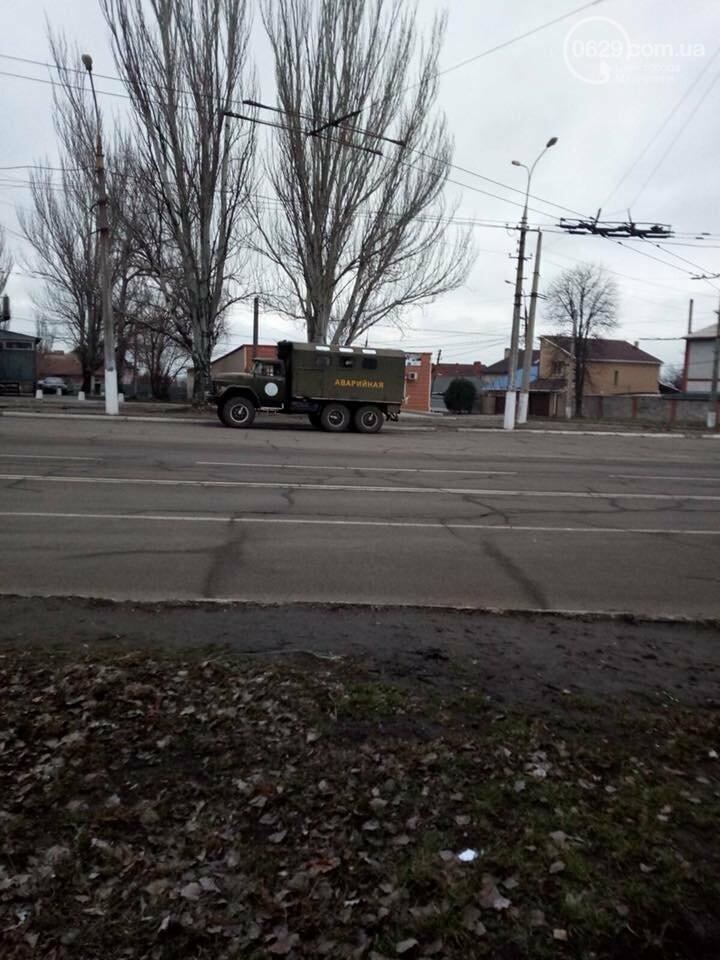 """В Мариуполе """"Мерседес"""" попал в оставленную на дороге ловушку, - ФОТО, ВИДЕО, фото-5"""