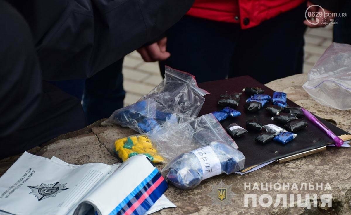 В Мариуполе задержан дуэт закладчиков, - ФОТО, фото-2