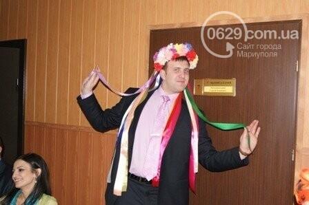 Новый заместитель мэра отказался рассказать о корпоративах мариупольских чиновников, - ФОТО, фото-1