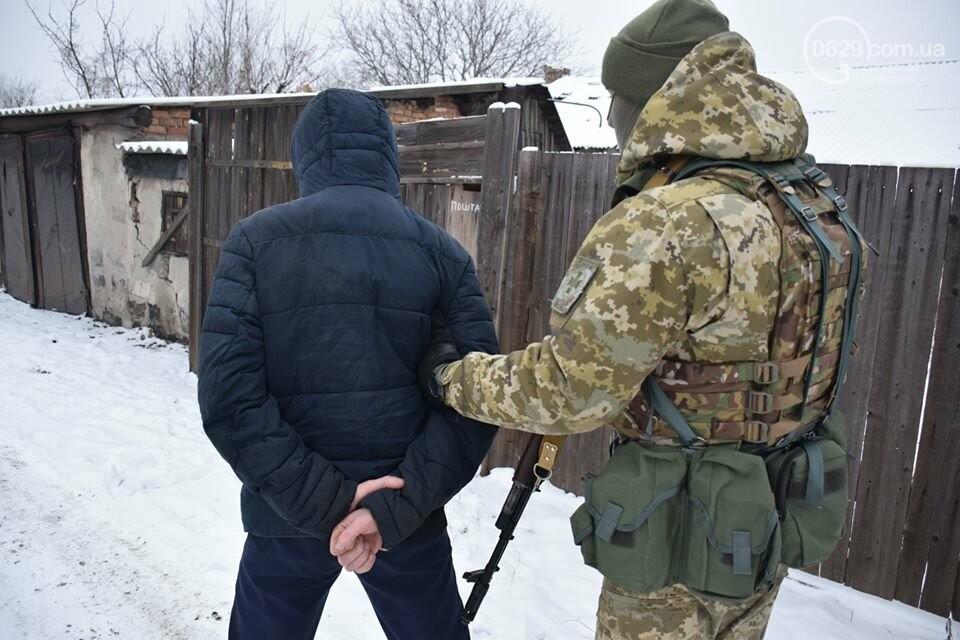 """На Донетчине задержан бывший боевик, охранявший место крушения сбитого самолета рейса """"МН-17"""", фото-2"""