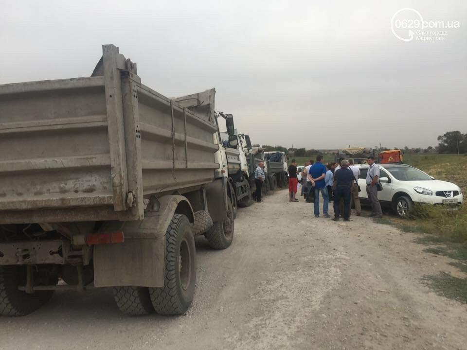 Землю с Широкой балки, которую вывезли для клумб в Мариуполе, суд постановил вернуть на место,- ФОТО, фото-1
