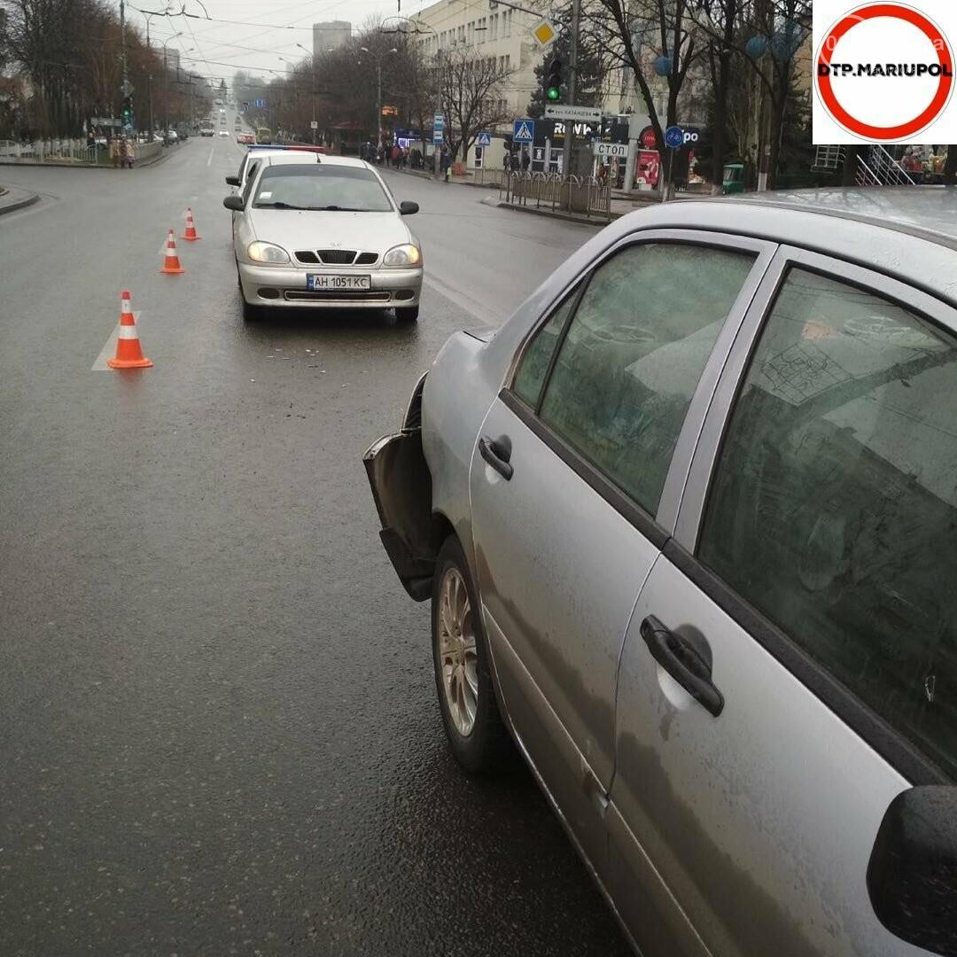 В Мариуполе за час произошло 2 ДТП, - ФОТО, фото-2