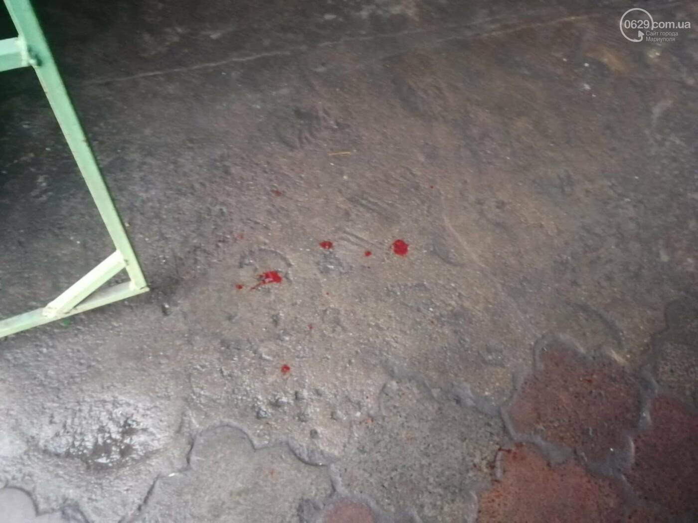 В «наливайке» на Бахчиванджи разнимали драку, - Ф, фото-1