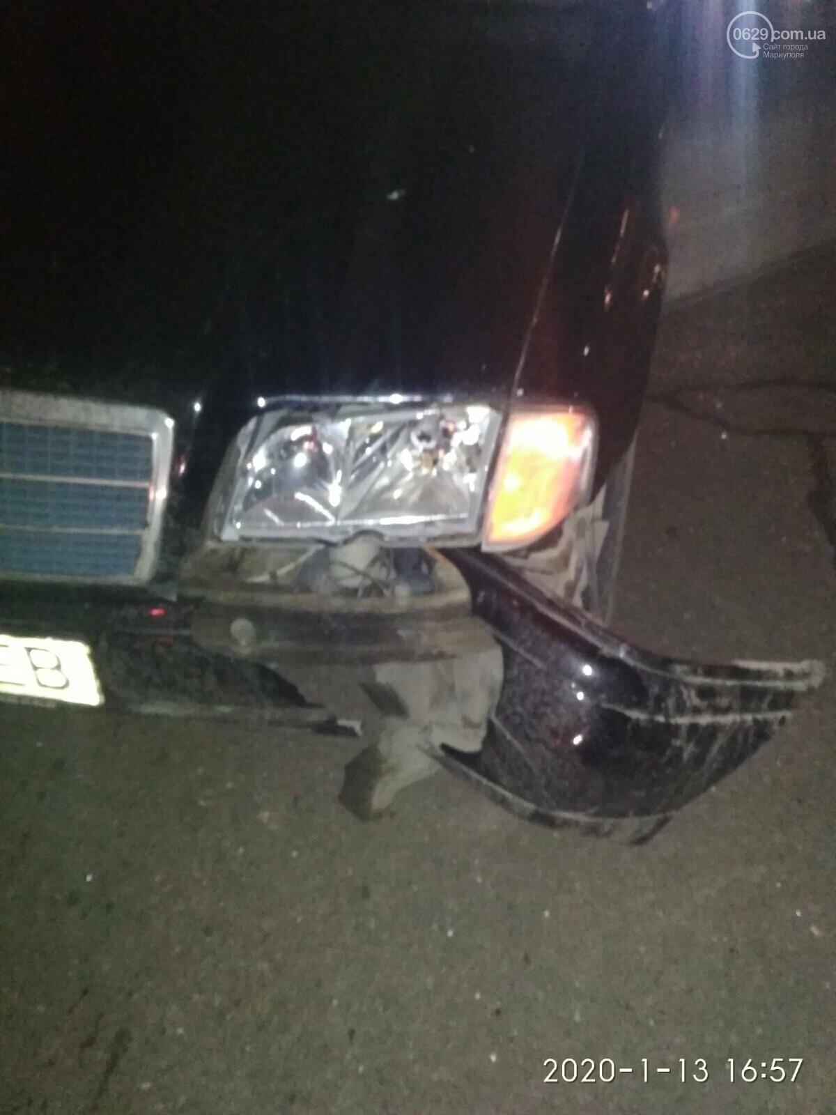 В Мариуполе на «зебре» сбили пешехода, - ФОТО, фото-2