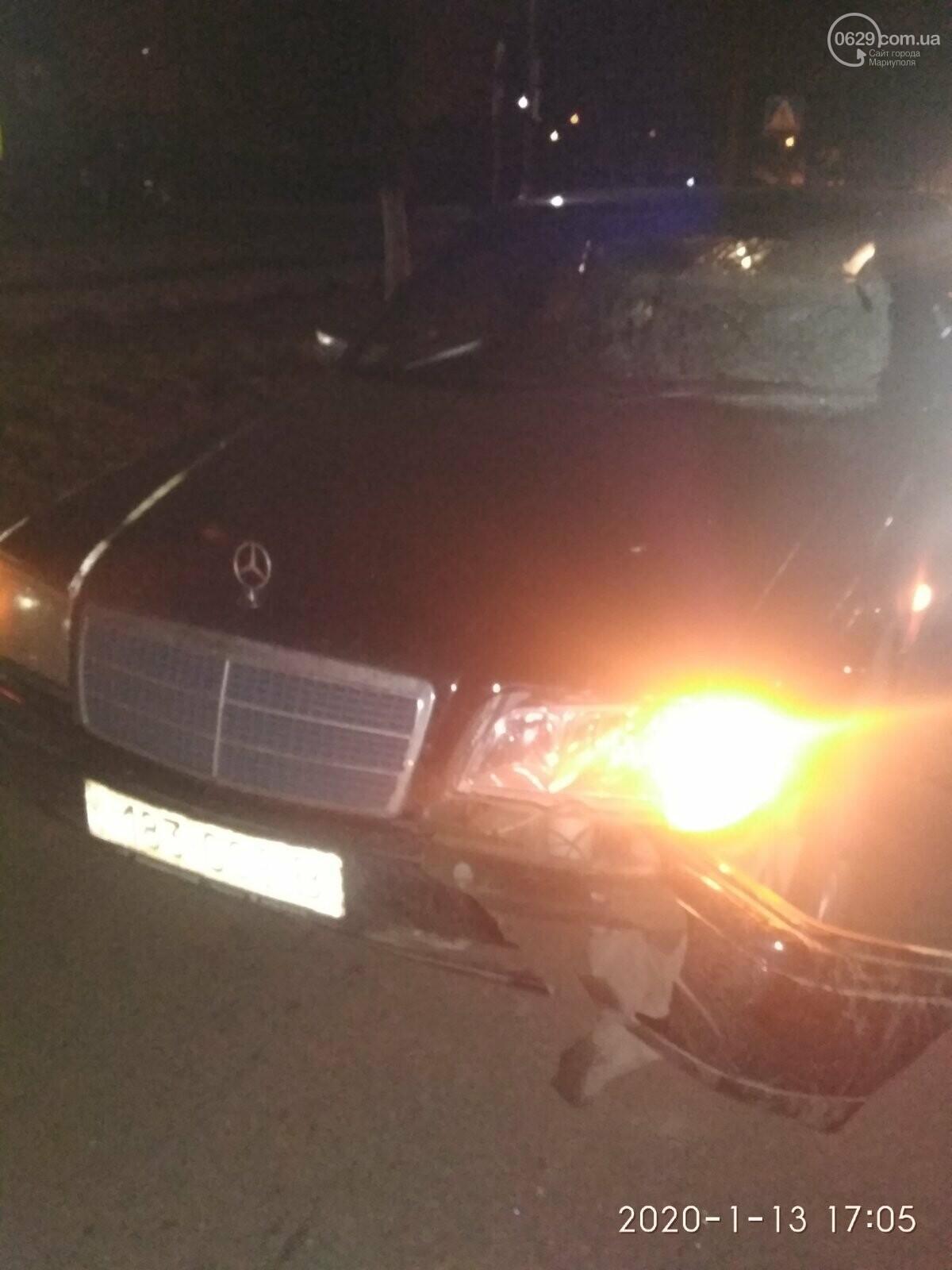 В Мариуполе на «зебре» сбили пешехода, - ФОТО, фото-3