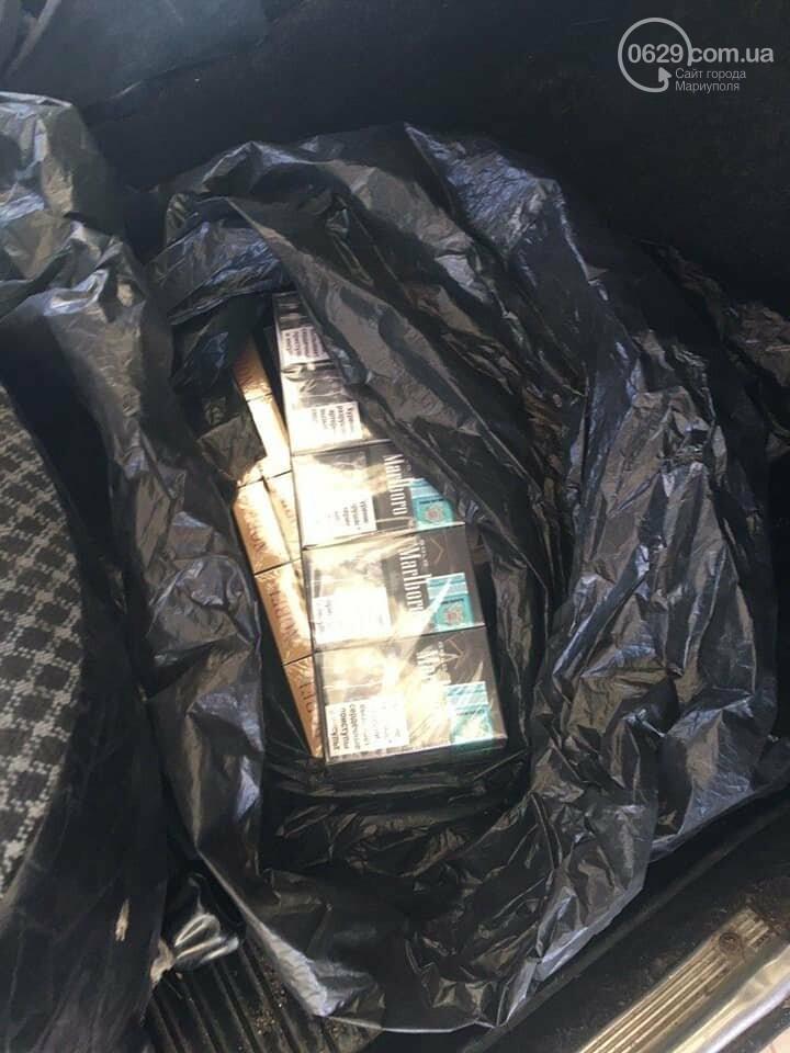 Под Мариуполем нашли сигареты из фейковой республики, - ФОТО, фото-2