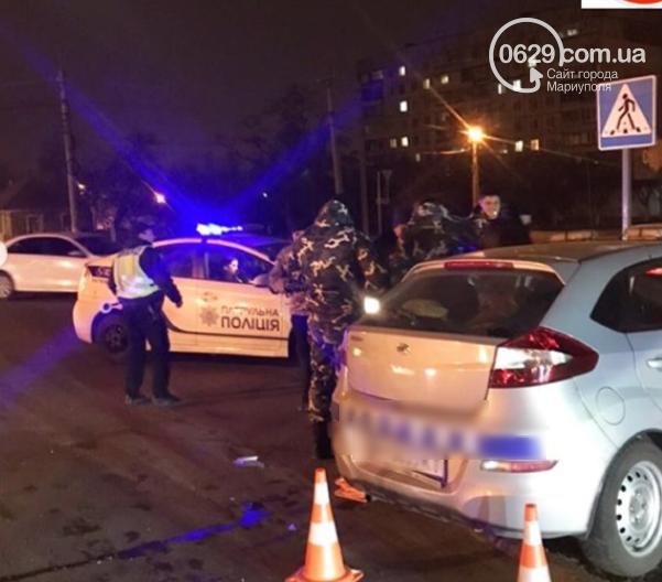 В Левобережном районе столкнулись автомобиль охраны и грузовик,- ФОТО, фото-3