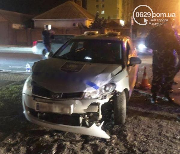 В Левобережном районе столкнулись автомобиль охраны и грузовик,- ФОТО, фото-2