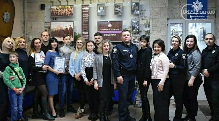 В патрульной полиции открыли картинную галерею,- ФОТО, фото-1