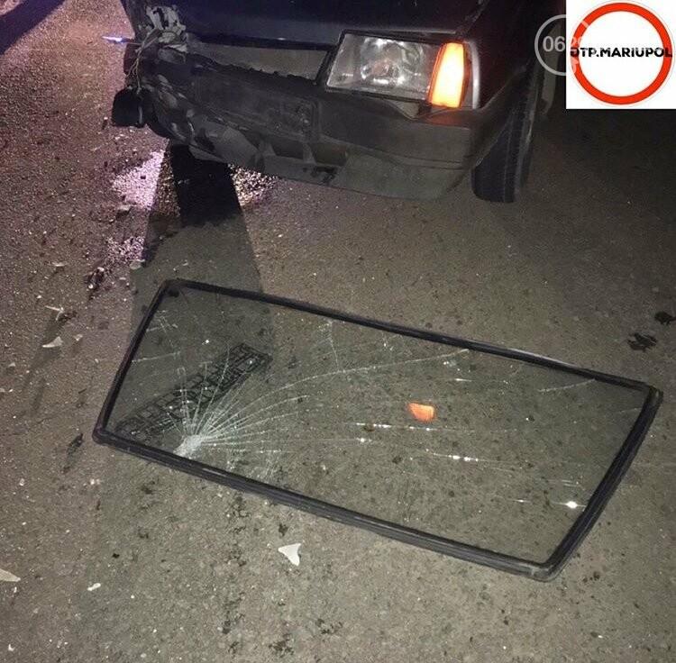 На улице Макара Мазая столкнулись два автомобиля, -ФОТО, фото-3