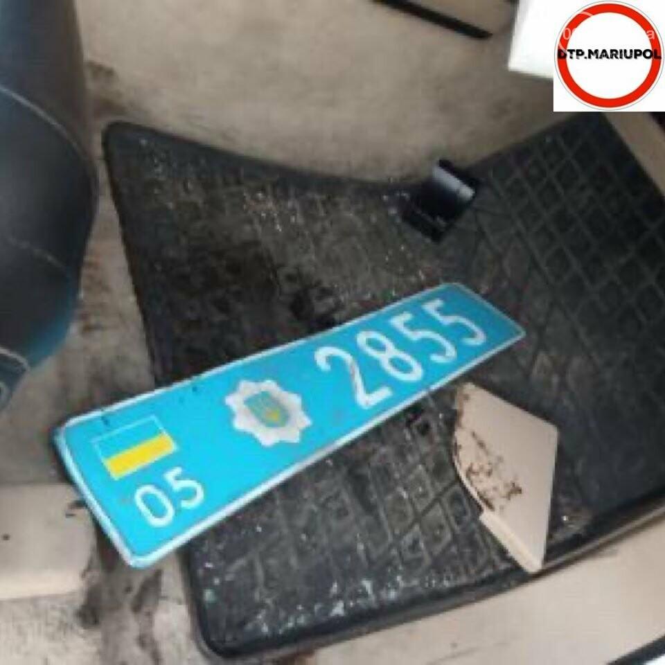 На трассе Мариуполь- Запорожье произошло ДТП, есть пострадавшие, - ФОТО, фото-8