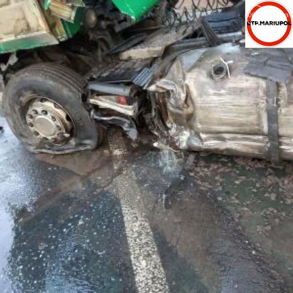 На трассе Мариуполь- Запорожье произошло ДТП, есть пострадавшие, - ФОТО, фото-5
