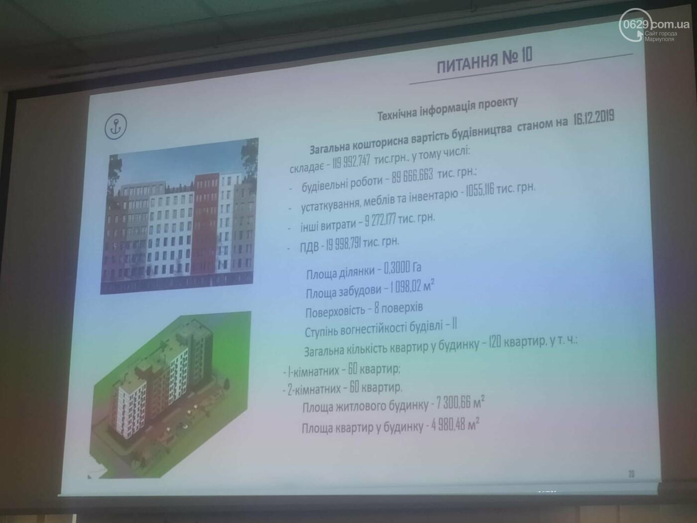 В Мариуполе построят 8-этажный дом для молодежи и работников коммунальной сферы, - ФОТО, фото-1