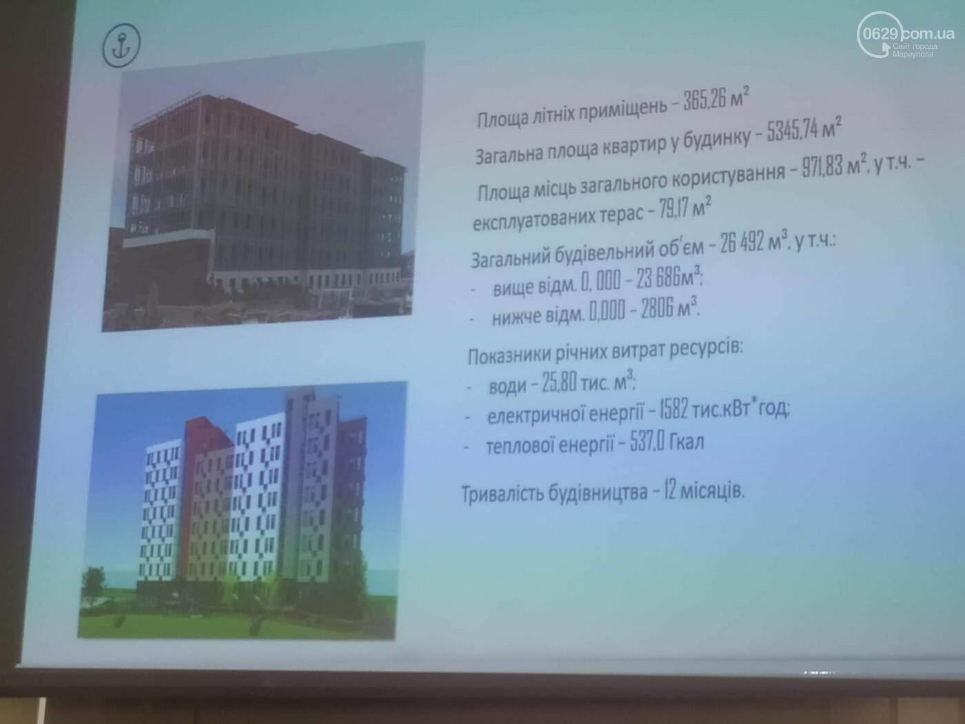 В Мариуполе построят 8-этажный дом для молодежи и работников коммунальной сферы, - ФОТО, фото-2