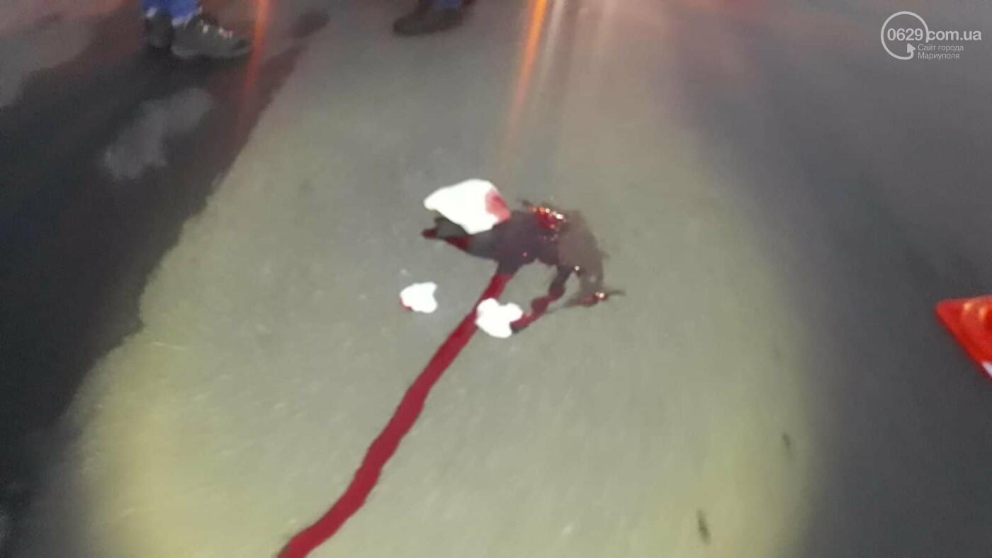 В Мариуполе сбили пешехода. Женщина в тяжелейшем состоянии, - ФОТО, фото-4