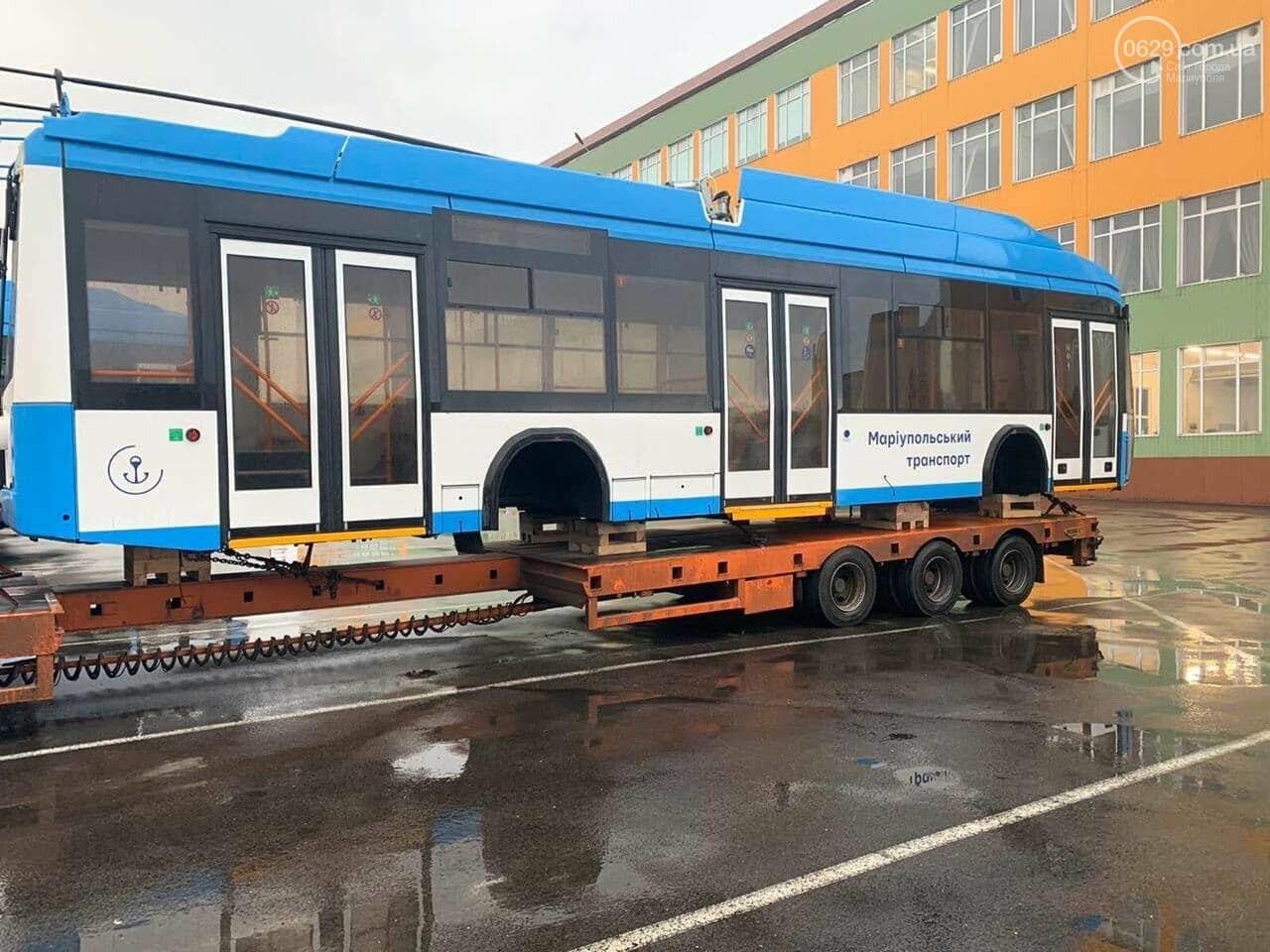 Троллейбусы из Минска не пропускали на украинской таможне,- ФОТО, фото-1