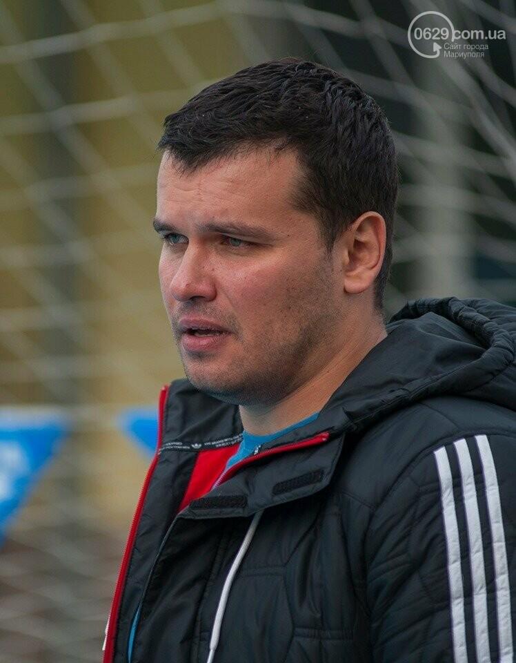 Мариуполец Тимур Шилин стал наставником юниорской национальной сборной Украины, фото-1