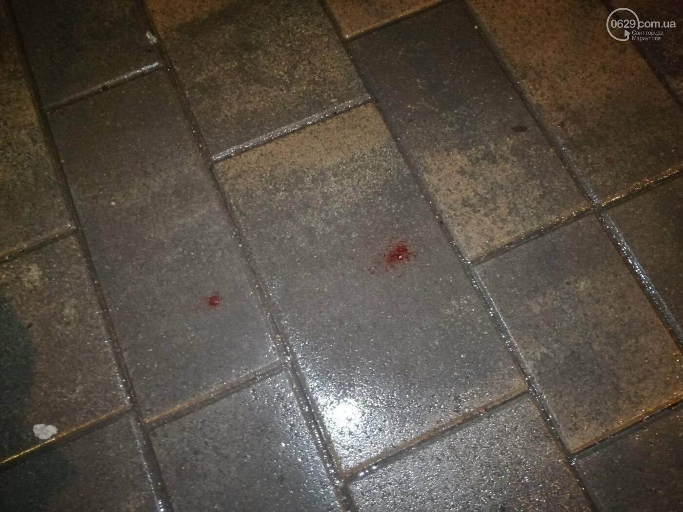 В центре Мариуполя произошла драка,- ФОТО, фото-2