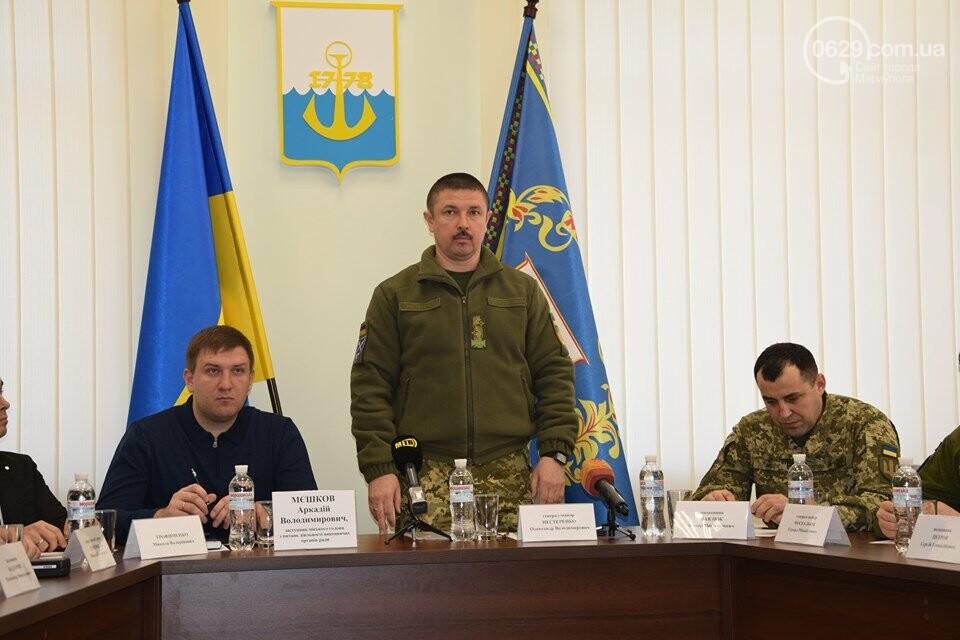 Новые назначения. В Мариуполе представили военного комиссара, - ФОТО, фото-2