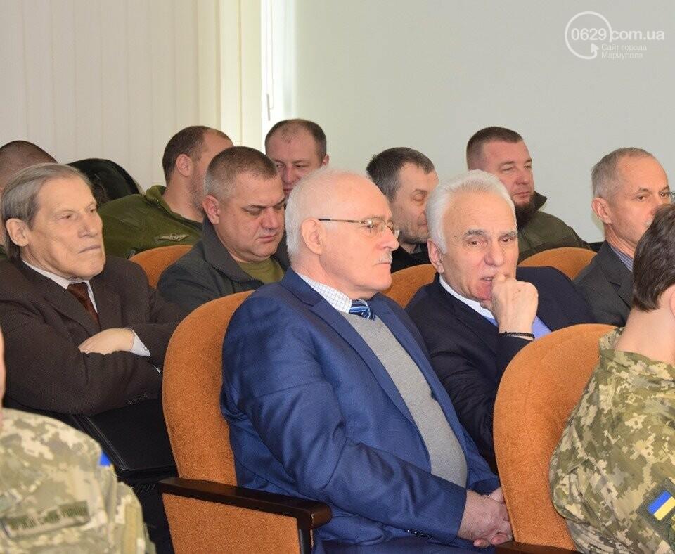 Новые назначения. В Мариуполе представили военного комиссара, - ФОТО, фото-4