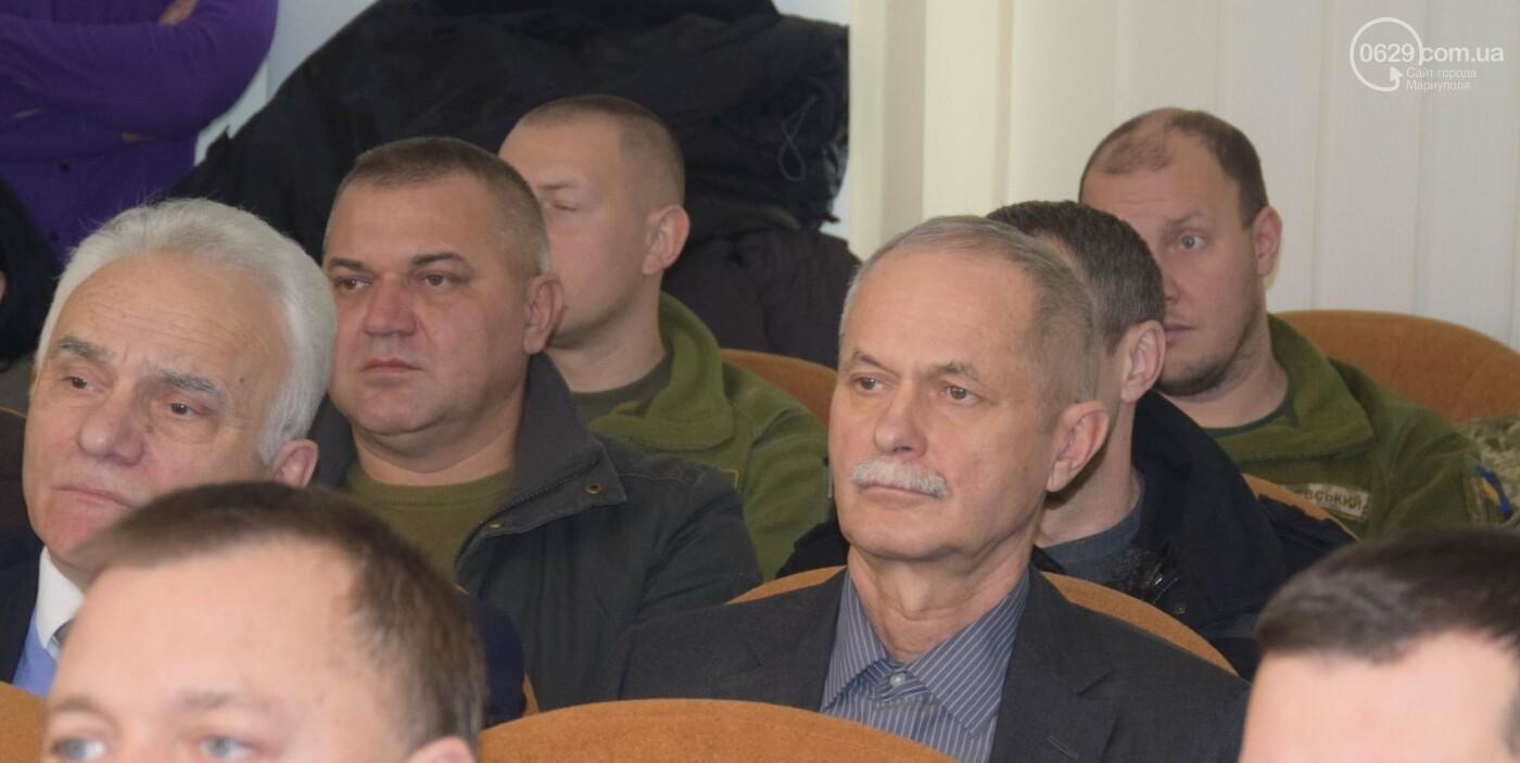 Новые назначения. В Мариуполе представили военного комиссара, - ФОТО, фото-5