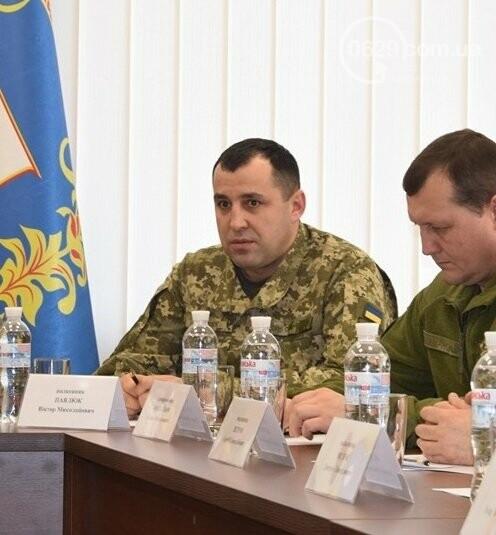Новые назначения. В Мариуполе представили военного комиссара, - ФОТО, фото-1