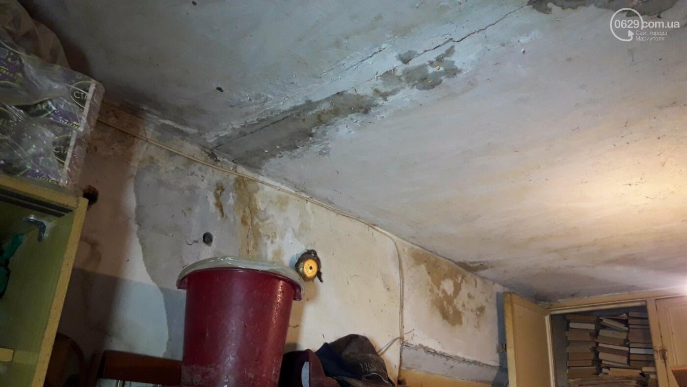 Непогода! В Мариуполе затопило жителей многоэтажки, - ФОТО, фото-10