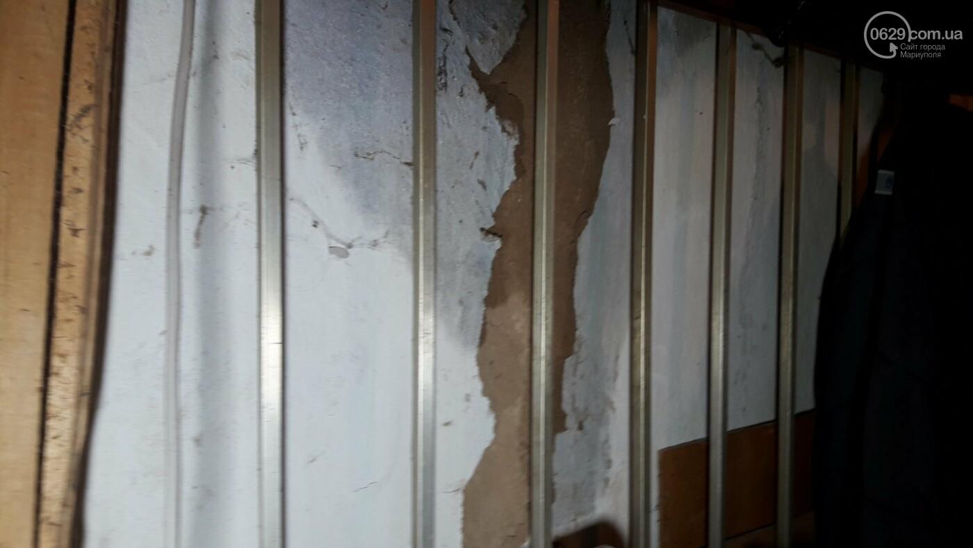 Непогода! В Мариуполе затопило жителей многоэтажки, - ФОТО, фото-9
