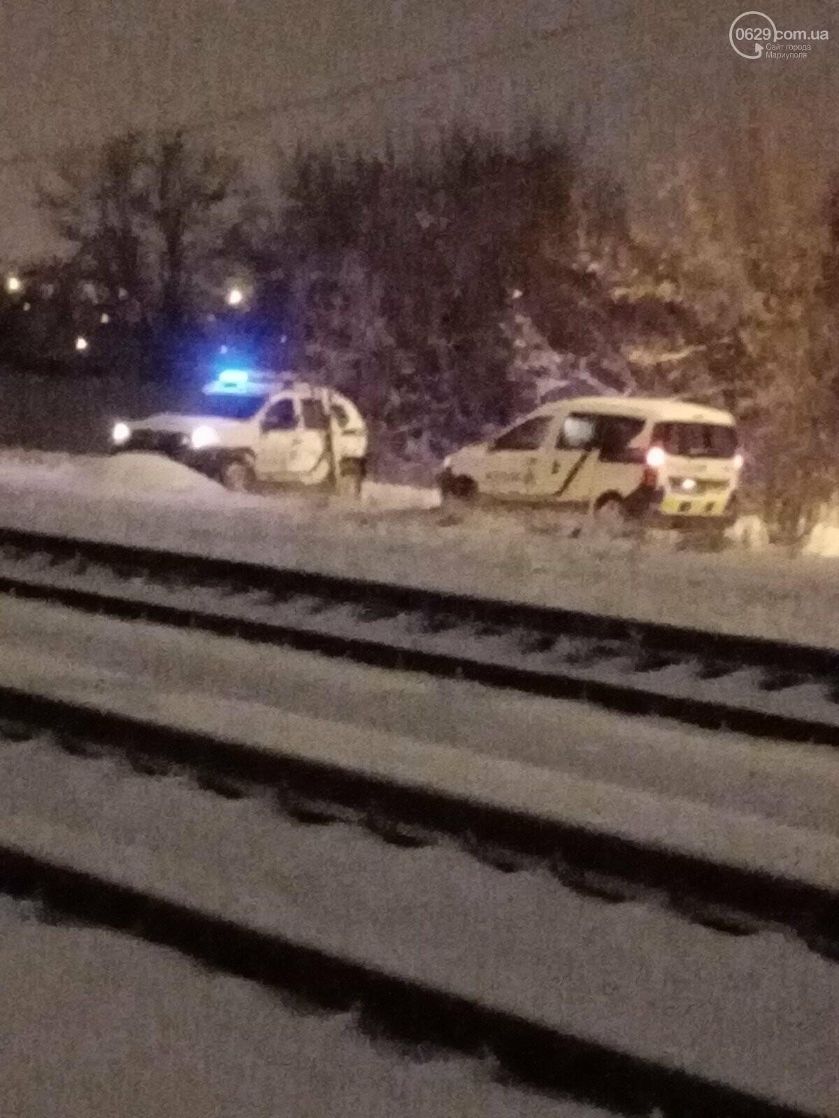 В Мариуполе поезд насмерть сбил человека, - ФОТО, фото-1