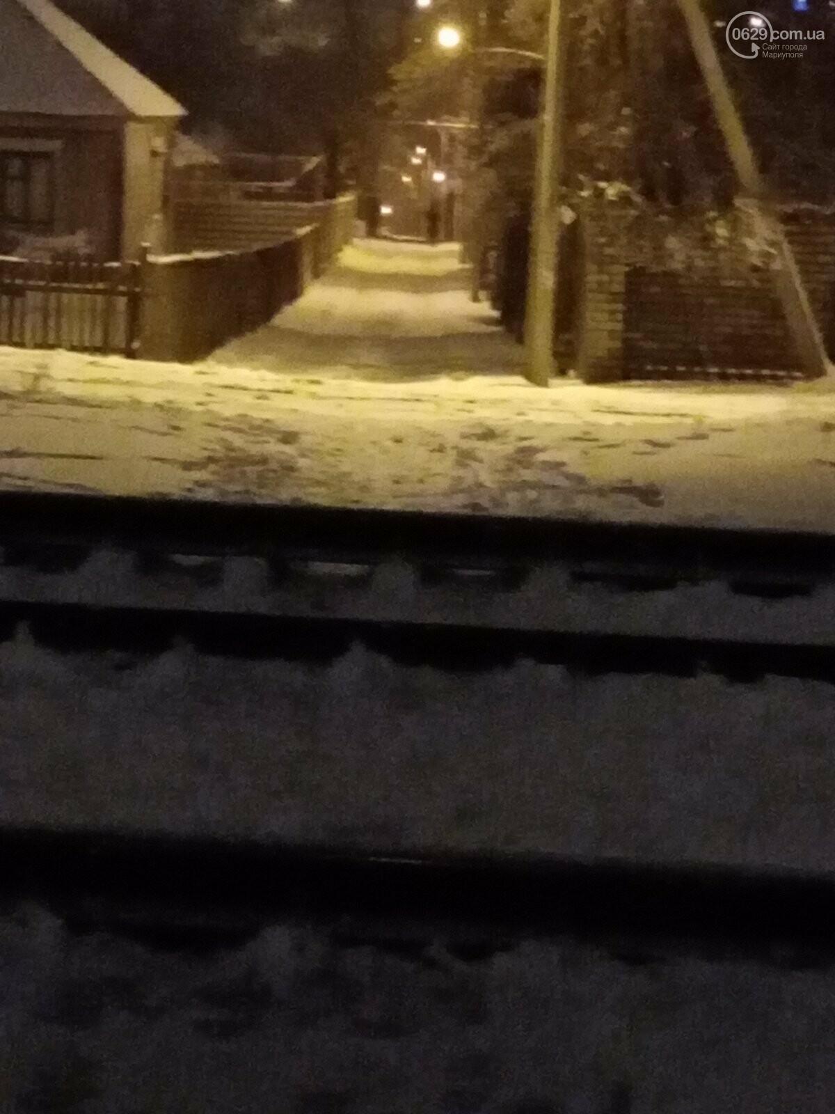 В Мариуполе поезд насмерть сбил человека, - ФОТО, фото-6