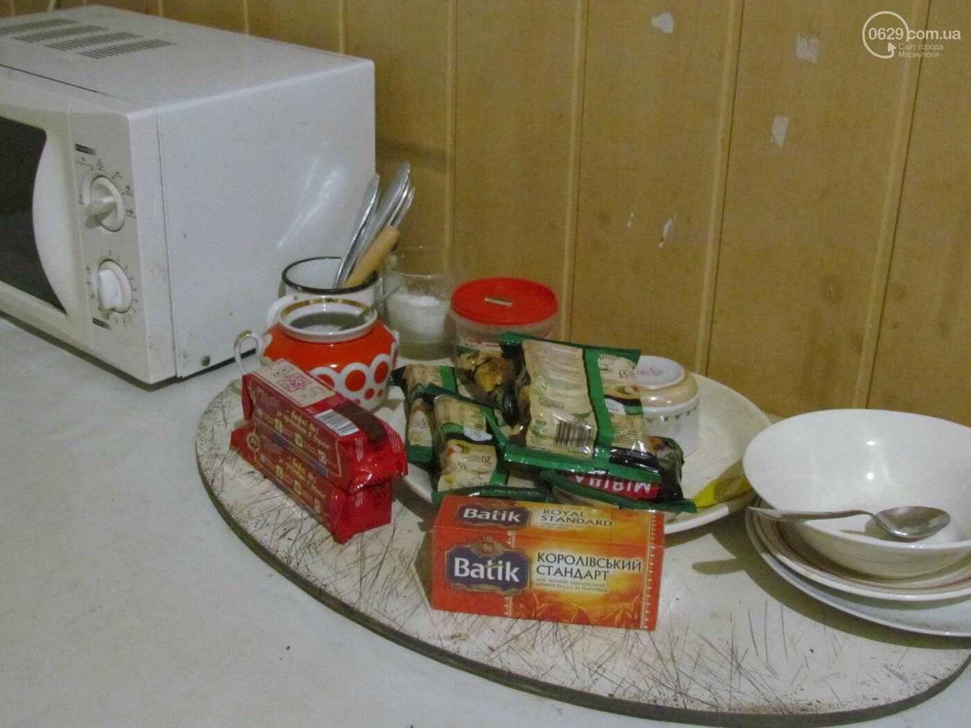"""Чай, """"Мивина"""" и тепло. В Мариуполе работают пункты обогрева, - ФОТОРЕПОРТАЖ , фото-3"""
