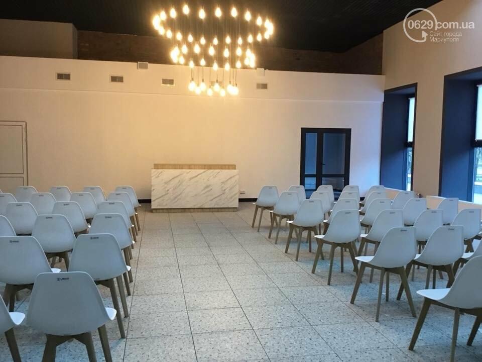 Городской дворец бракосочетания отказался покидать центр Мариуполя, - ФОТО, ВИДЕО, фото-2