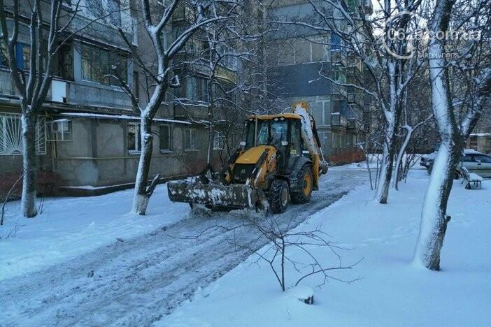 318 тонн! В Мариуполе отчитались, сколько потратили на очистку дорог, фото-2