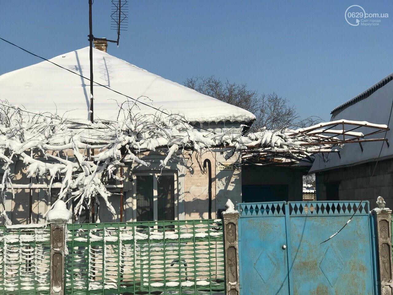 Кто в Мариуполе сегодня остался без электроэнергии, фото-1