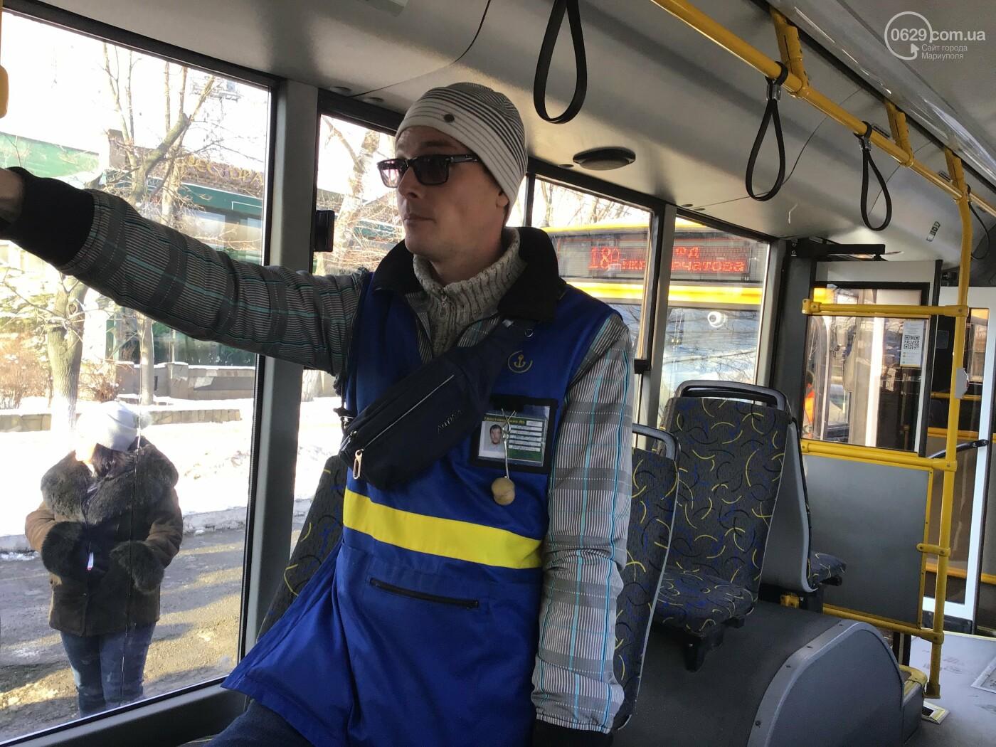 В Мариуполе запустили новый автобусный маршрут, соединивший 3 района, - ФОТО, ВИДЕО, фото-4