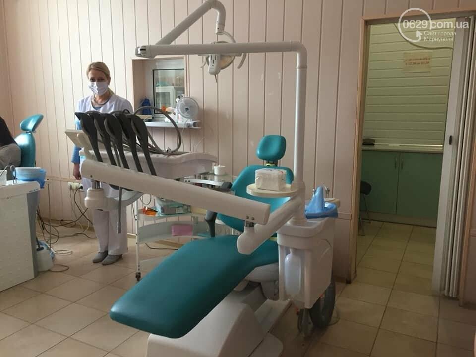 Кто в Мариуполе может бесплатно полечить зубы, фото-4