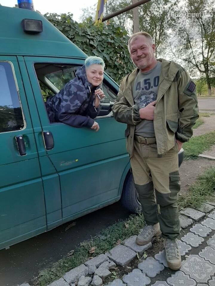 """Мариуполь попрощался с легендарным парамедиком """"Фашем"""", - ФОТО, фото-2"""