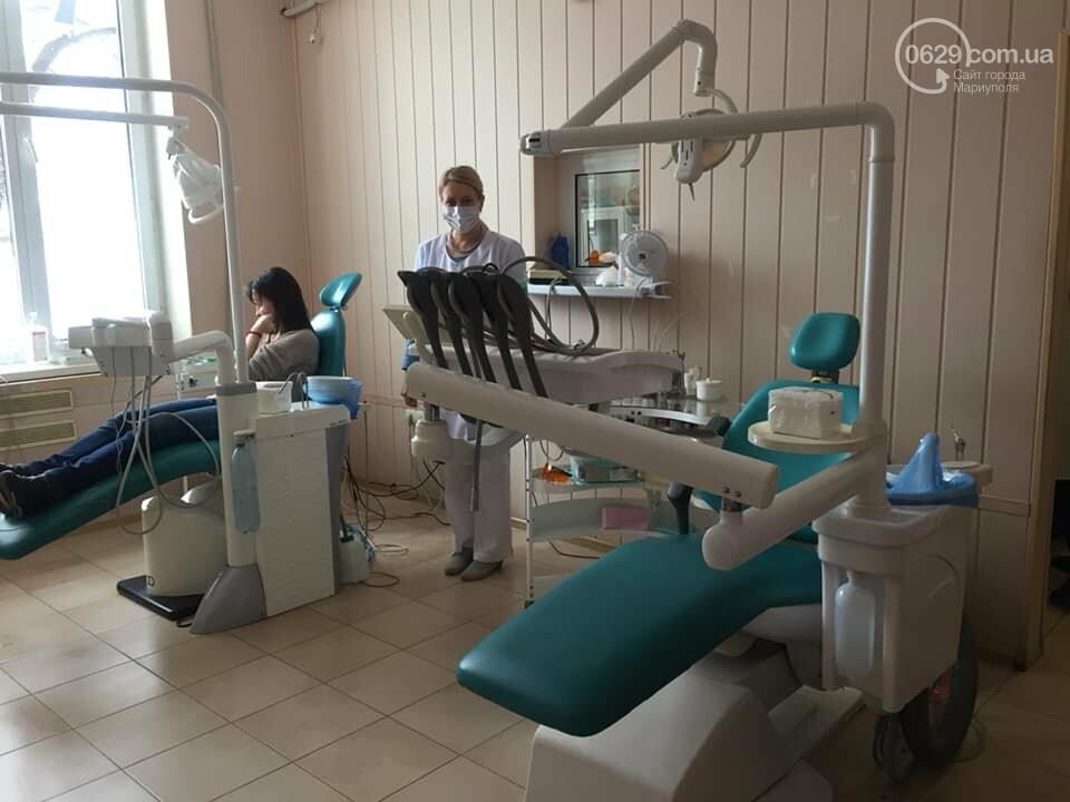 Кто в Мариуполе может бесплатно полечить зубы, фото-2