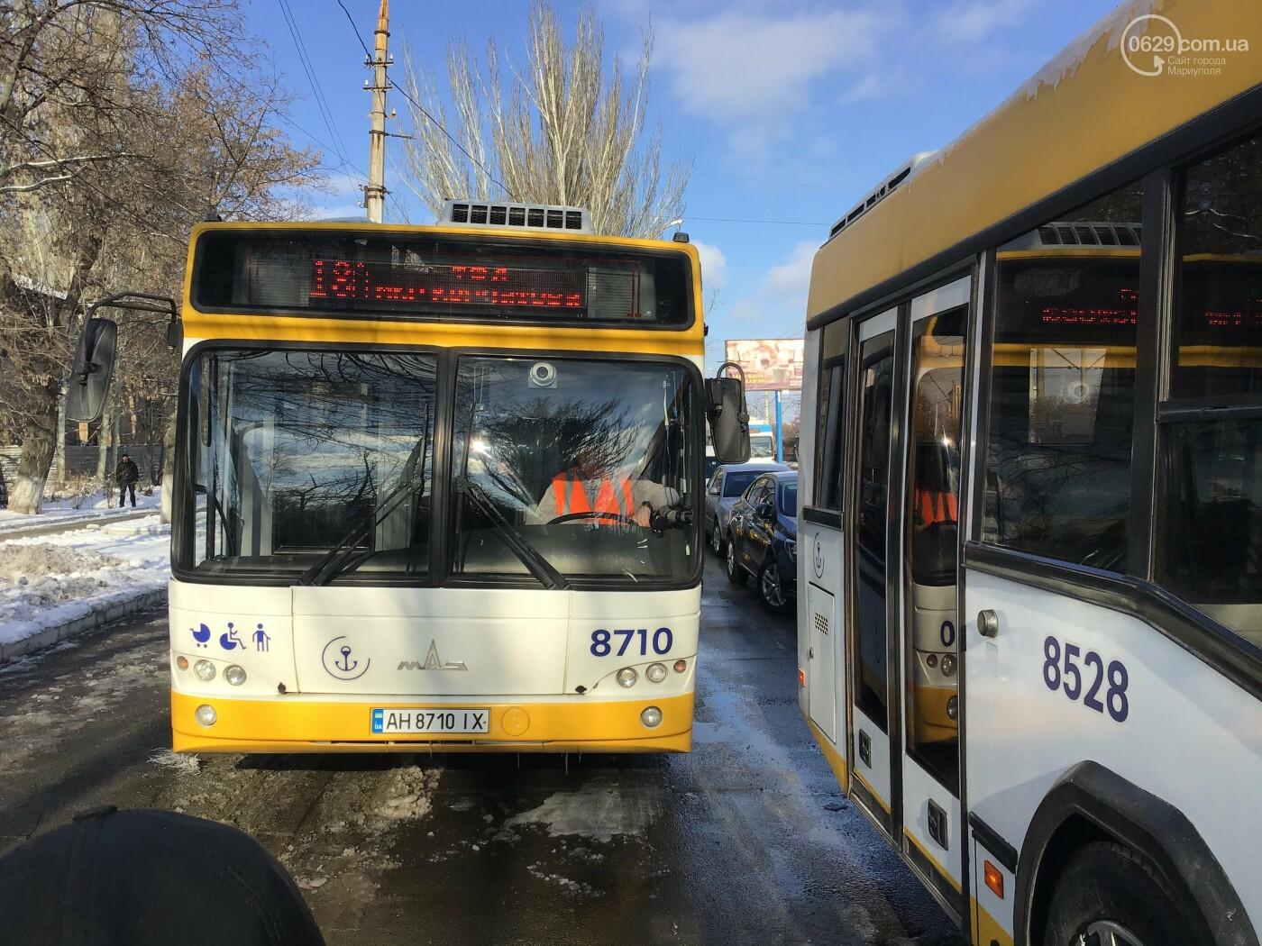 В Мариуполе запустили новый автобусный маршрут, соединивший 3 района, - ФОТО, ВИДЕО, фото-2